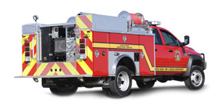 fire and rescue vehicle graphics