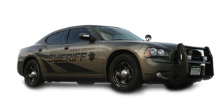 Sheriff Vehicle Graphics