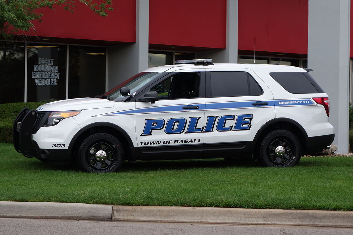 Car To Go Denver >> Police Car Graphics | Police Graphics | Ghost Graphics ...