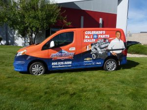 Vehicle Fleet Advertising
