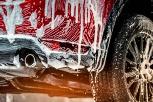 Can You Wash Vinyl Wrapped Cars?