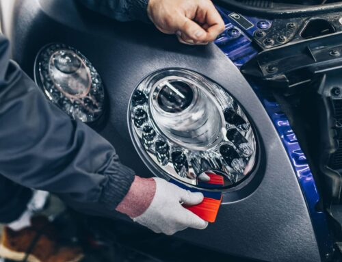 How to Prep a Car for Vinyl Wrap